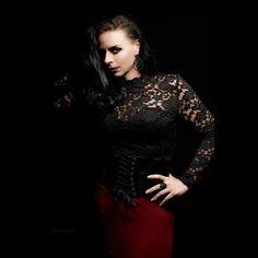 Dark Beauty Model: Lauren See