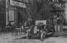 Le Bar Jean face du Vieux Lycée