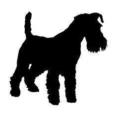 Dog Die Cut Vinyl Decal 1761