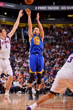 4.5.13 | Stephen Curry and Klay Thompson made history, becoming the top three-point tandem in a single NBA season with 438 combined three-pointers.