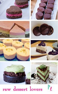 9 Amazing Raw Dessert Recipes! From Purely Twins