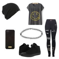 """""""Untitled #23"""" by kalistaraine06 ❤ liked on Polyvore"""