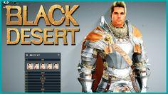► Black Desert: Creación de personaje Razas y Clases | Español