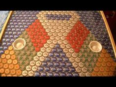 Amazing custom beer pong table with automatic ball washer- Brilliant!