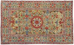 A PORTUGUESE NEEDLEWORK CARPET, ARRAIOLOS