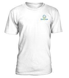 # GetMyAds-Shirt .  Perfekter Einstieg für alle die gerne mit anderen über GetMyAds sprechen wollen bzw. gerne darauf angesprochen werden wollen um neue Partner zu gewinnen.
