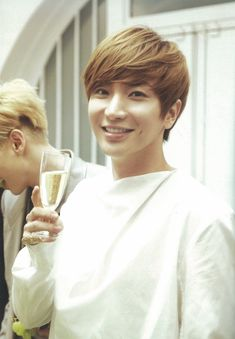 Leeteuk - Missing Mr. Dimple about now!!