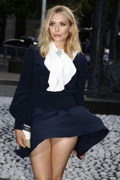 Elizabeth Olsen - Miu Miu Fragrance and Croisiere 2016 : Global Celebrtities (F) FunFunky.com