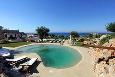 Piscinas de estilo mediterráneo de SYS PISCINE