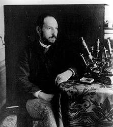 Santiago Ramón y Cajal was born in May 1852 in the village of Petilla, in the region of Aragon in northeast Spain....