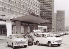Trabant 601, Berlin