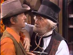 Dean Martin And Foster Brooks - Frontier Doctor : Video Clips From The Coolest One