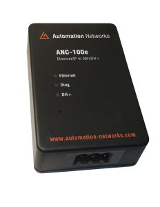 Automation Networks ANC-100e, Ethernet/IP to Allen-Bradley Data Highway Plus (DH+) Gateway Converter Series. $1,195 USD List.,