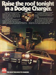 1977 Dodge Charger https://plus.google.com/+JohnPruittMotorCompanyMurrayville/posts