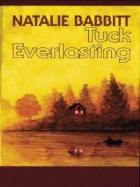 Tuck Everlasting - Natalie Babbitt awesome book.. I remember reading this when I was younger