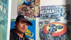 Tom DeLonge aims beyond this world with his post-blink-182 books and movie http://ift.tt/2mCY8jU #timBeta