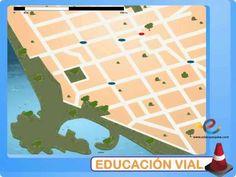Aprender a leer un mapa - Educación Vial para los peques