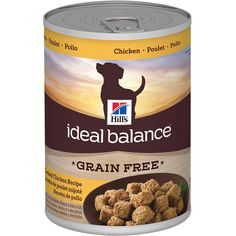 Hill's Ideal Balance Grain-Free Food Can, 12.8-Ounce, 12-Pack *** Discover this special dog product, click the image : Best dog food