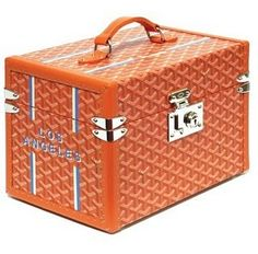Goyard trunk...lust list...