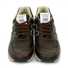 New Balance Store Online   M576 CBB Brown Leather Shoes