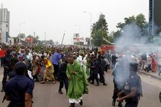 Demonstrations Against Kabila in Congo Leave at Least 5 Dead