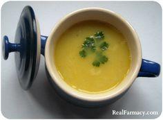 garlic soup recipe and benefits