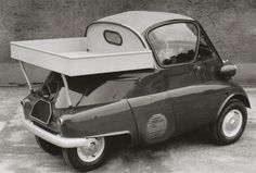BMW Isetta Pick-up, 1955