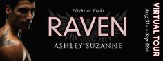 Whispered Thoughts: Blog Tour: Raven By: Ashley Suzanne