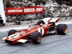 """1,651 Likes, 4 Comments - History of Speed (@history_of_speed) on Instagram: """" Jacky Ickx in the Ferrari 312B2 at Monaco 1971 Follow for more! Follow @multiclassics for…"""""""