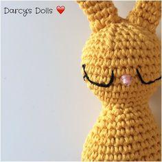 Love little yellow bunnies. Made using my favourite yarn @dropsdesign #dropsparis  #crochet #crochetart #crochettoy #crochetdoll #crochetlove #crochetaddict #crochetdesigner  #doll #dolly #darcysdolls #handmade #handcraft #croché #crochê #amigurumi #amigurumist #amigurumitoy #amigurumidoll #amigurumilove #amigurumiaddict #instaphoto #instacrochet #artoninstagram #kawaii #cute #lukh by darcydaydream