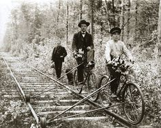 Rail Riding