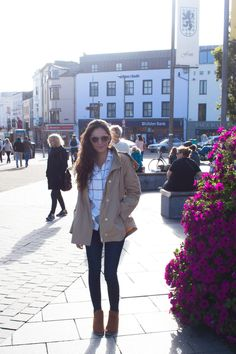 Shopping in Galway, Ireland – Lush to Blush