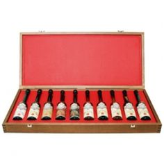 Italian Balsamic Library - SPECIAL $$    10 x 100mls Was $300.15 NZD NOW $149.99 NZD    Flavours Include:    White Balsamic, Apple Balsamic, Raspberry Balsamic, Fig Balsamic, Cooked Wine Vino Cotto Balsamic, Lemon Balsamic, Orange Balsamic, Emillian Dressing Solera 12, Emillian Dressing Solera 50, Emillian Dressing 100.(SOLERA: Measurement of Maturity of the Balsamic- 100 being the Maximum). Gift Hampers, Gift Baskets, Maturity, Fig, Raspberry, Hunting, Lemon, Dressing, Apple