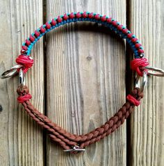 Sidepull/Hackamore/Bitless Bridle Attachment by KnotsByK on Etsy