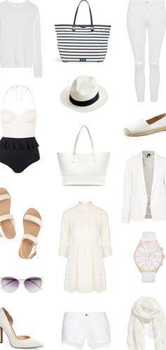 white for spring