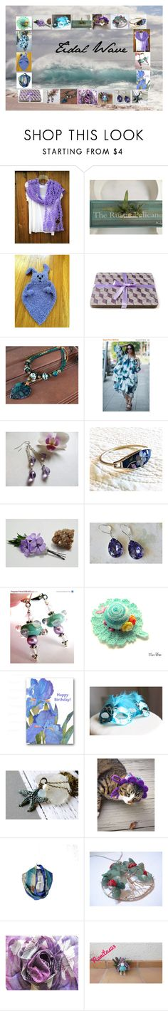 """""""Tidal Wave: Fashion Gift Ideas"""" by paulinemcewen on Polyvore featuring Masquerade, rustic, vintage and country"""