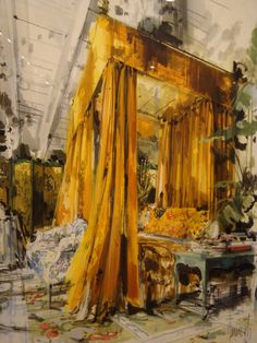 Carrie's Design Musings: Inspired Impressions~The Interiors of Jeremiah Goodman