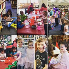 We're celebrating Take Your Child to the Library Day!