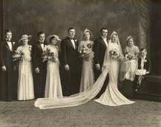 Wedding, 1936 May 9