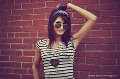 Photo Rocker Girl, T Shirts For Women, Tops, Fashion, Moda, Fashion Styles, Fashion Illustrations