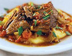 Slow Cooked Italian Pot Roast