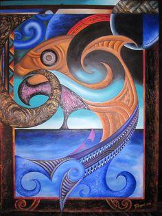 Screenshot by Lightshot Mural Art, Wall Art, Spirals In Nature, Maori Designs, New Zealand Art, Maori Art, Kiwiana, Art Corner, Bone Carving