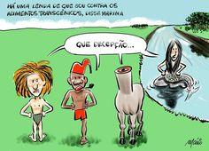 Post  #FALASÉRIO!  : LENDAS !