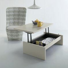 Tavolini Da Salotto Che Si Trasformano In Tavoli Da Pranzo.29 Fantastiche Immagini Su Tavoli E Consolle Trasformabili E