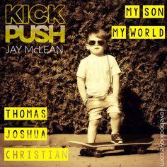 Kick, Push by Jay McLean ~♡AB♡~