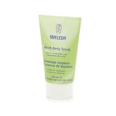 - As a light exfoliant with gentle plant oils, this natural scrub is a great choice for those with sensitive skin.
