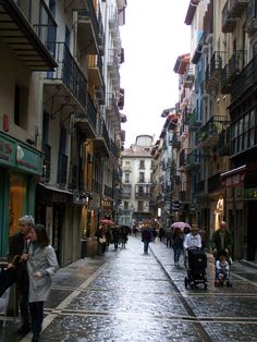 pamplona - on the camino de santiago