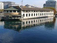 Les Halles de Rives - Geneva