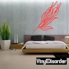 Flower Wall Decal - Vinyl Decal - Car Decal - CF12043