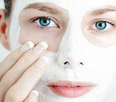 Natural DIY Face Masks : 20 DIY Facial Mask Recipes – DONT MISS this huge list of easy homemade facial masks for cleansed, soothed, detoxified skin! -Read More – Beauty Care, Beauty Skin, Health And Beauty, Beauty Makeup, Hair Beauty, Homemade Facial Mask, Homemade Facials, Homemade Beauty, Homemade Masks